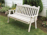 Handcrafted Garden Furniture