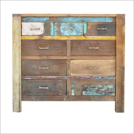 Multilevel Drawer Chest