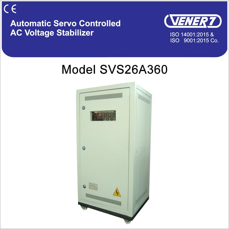 60kVA  Air Cooled Voltage Stabilizer