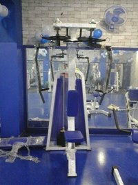 Pec Dec Fly Gym Machine