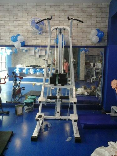 Assisted Chin Up Gym Machine