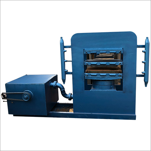 Oil Heated Strap Press