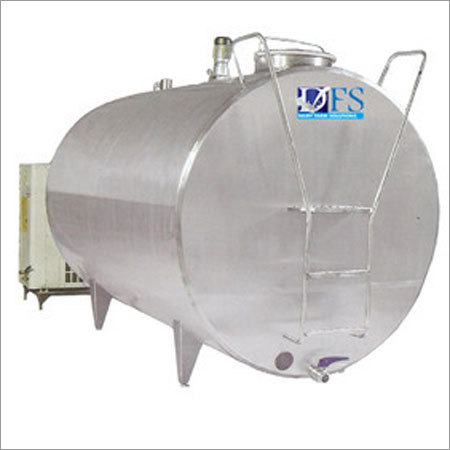 4000 Liter Bulk Milk Cooler