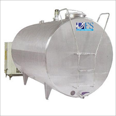 5000 liter Bulk Milk Cooler