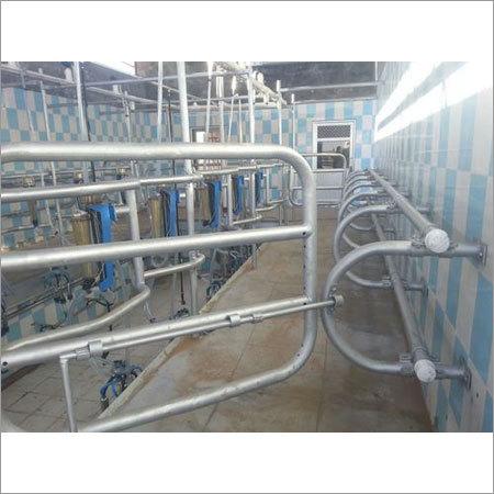 20 Point Herringbone Milking Parlor