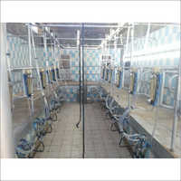 10 Point Swing Over Milking Parlor