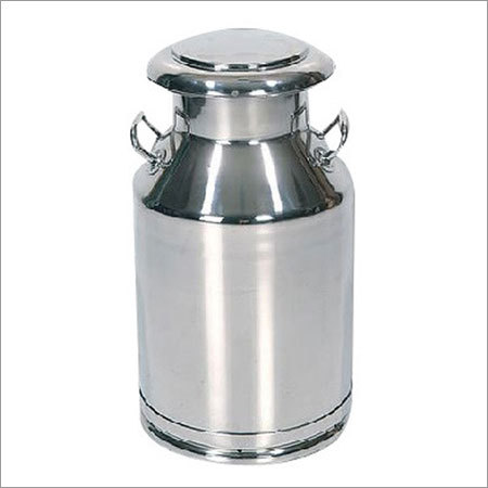 Stainless Steel Milk Storage Can 40 Litre