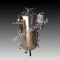 Autoclave (Vertical) Double Wall