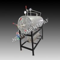 141 Autoclave Horizontal High Pressure