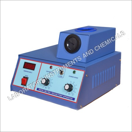 165 Melting Point Apparatus Microprocessor Controlled