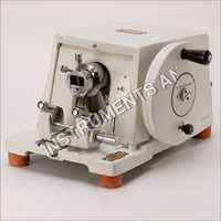Microtome Spencer Type