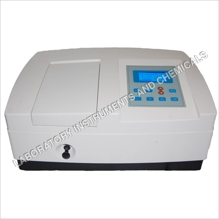 Microprocessor UV VIS Double Beam Spectrophotometer