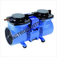 Vacuum Pump With oil