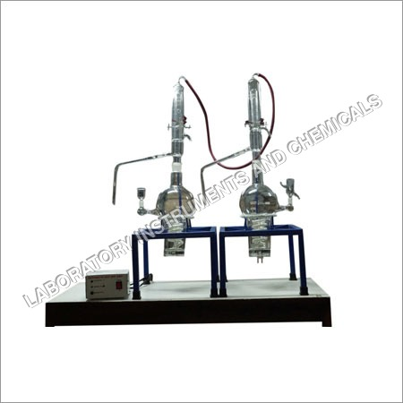 Water Distillation Automatic In All  Glass