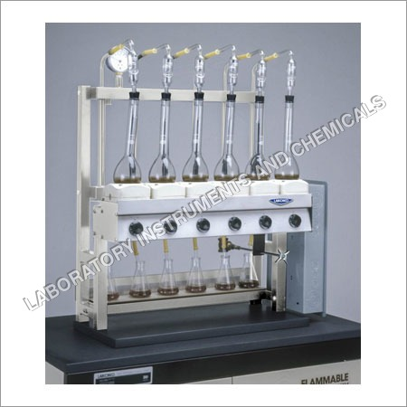 171 Kjeldhal Digestion   & Distillation Unit