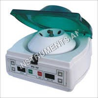 Mini Centrifuge Digital, Brushless