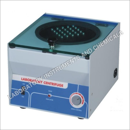 Serum Centrifuge Machine Bench Top