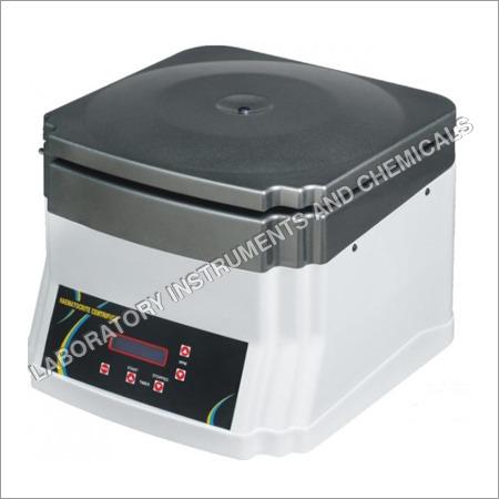 Compact Laboratory Centrifuge 4200 rpm