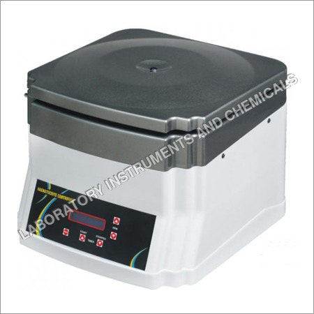 Compact Laboratory Centrifuge Digital, Maximum Speed 4200 rpm