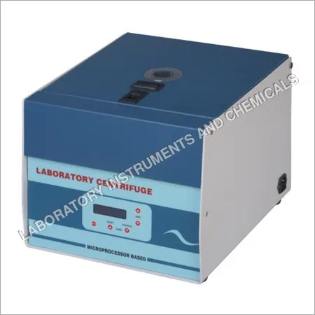 Revolutionary General Purpose Centrifuge Microprocessor Digital 5200 R.P.M