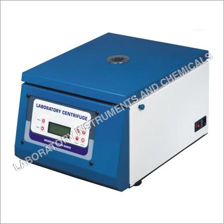 Laboratory Centrifuge Brushless 6000 R.P.M