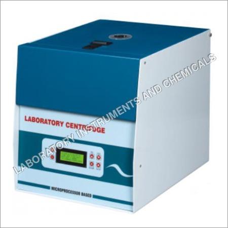 High Speed Laboraotory Centrifuge Machine