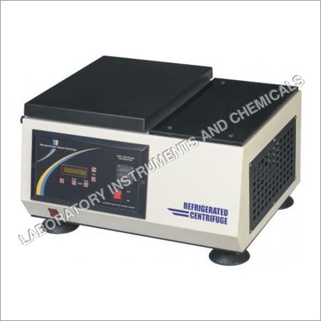 Refrigerated Micro Centrifuge 16000 R.P.M.