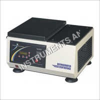 Refrigerated Micro Centrifuge Machine Digital, microprocessor based.