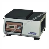 Refrigerated Universal Centrifuge Digital, microprocessor based. Maximum