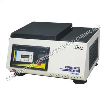 Refreigerated Universal Centrifuge Brushless, 20000 rpm Premium model