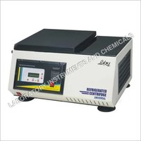 Refreigerated Centrifuge Machine Brushless 20000 rpm