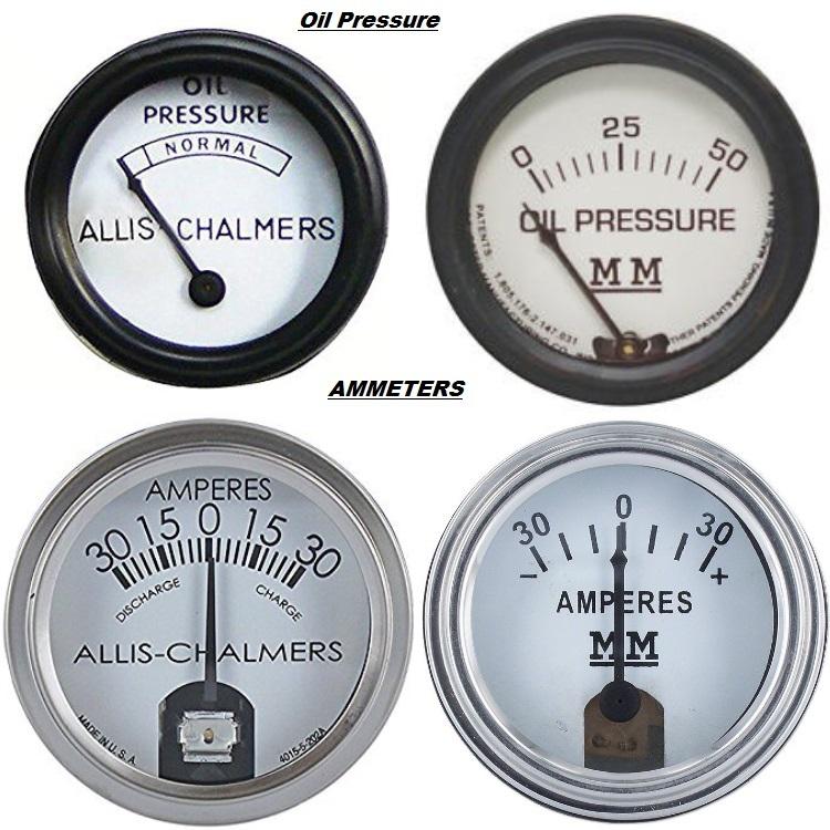 Allis Chalmmer & MM Tachometer