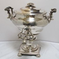 Antique English Sheffield Silver Plated