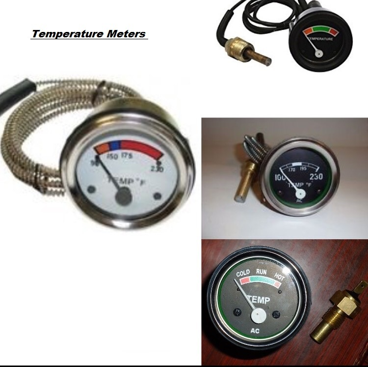 Ford Temperature