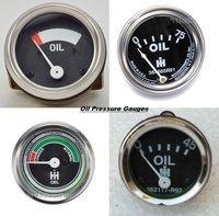 IH Oil Pressure