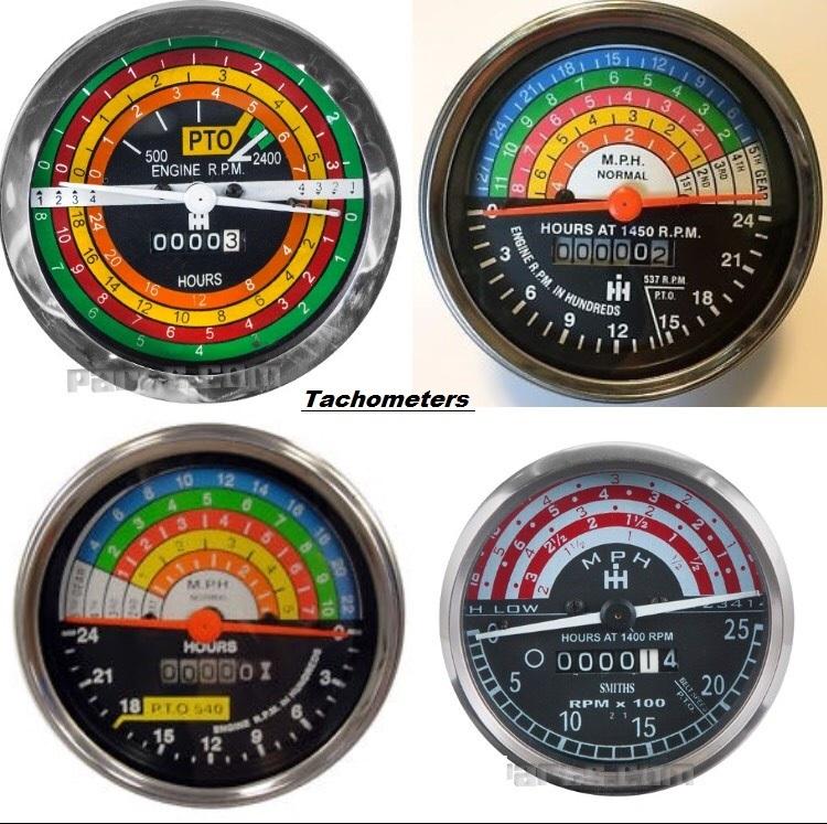 IH Tachometer