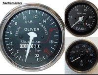Oliver & CASE Oil pressure