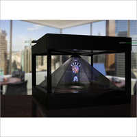 2X2 3D Holographic Display