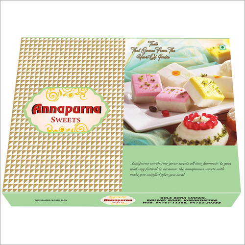 Annapura Sweets Box