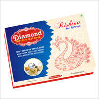 Diamond Sweets Box