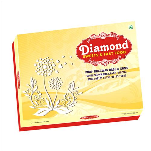 Diamond Sweets Box