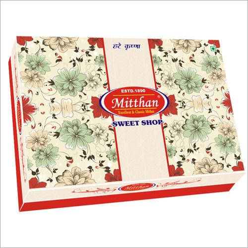 Mithan Sweets Shop Box