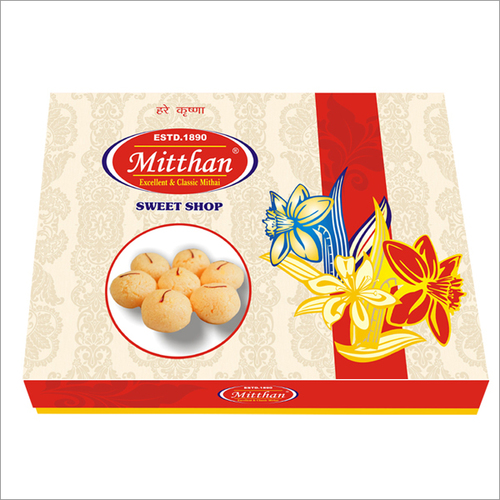 Mitthan Sweet Shop Box