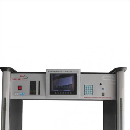 Multizone Door Frame  Metal Detectors