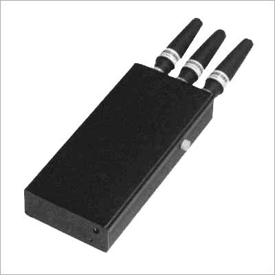 Portable GSM CDMA GPS Jammer