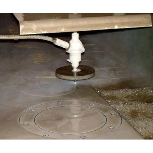 Bronze Water Jet Cutting Service