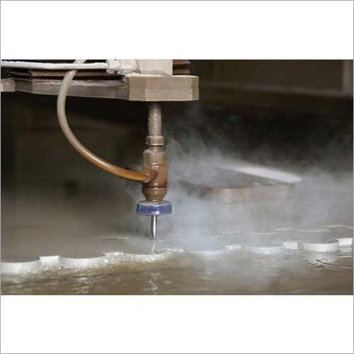 Titanium Water Jet Cutting Service