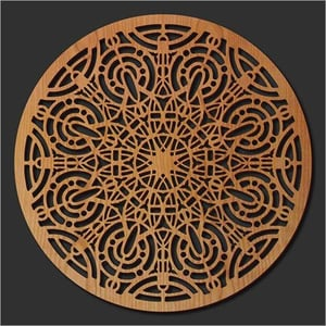 Wall Decoration Water Jet Cutting Service