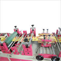 High Speed Pouch Making Machine