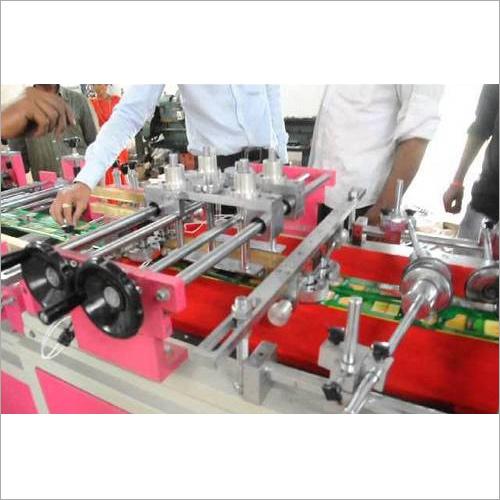 Zipper Pouch Making Machine